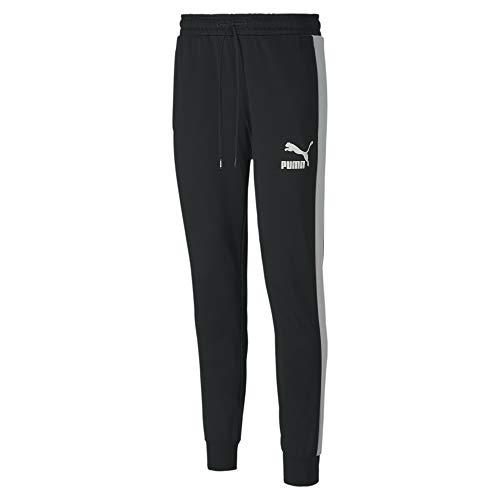 PUMA Herren Iconic T7 Track Pants PT Jogginghose, Black, XXL
