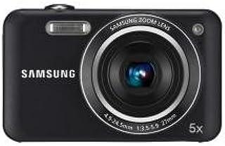 Samsung ES ES75 Kompaktkamera 14,4 MP 1/2.33 Zoll CCD 4320 x 3240 Pixel Schwarz   Digitalkameras (14,4 MP, 4320 x 3240 Pixel, 1/2.33 Zoll, CCD, 5X, Schwarz)