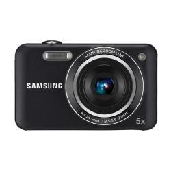 Samsung ES ES75 Kompaktkamera 14,4 MP 1/2.33 Zoll CCD 4320 x 3240 Pixel Schwarz - Digitalkameras (14,4 MP, 4320 x 3240 Pixel, 1/2.33 Zoll, CCD, 5X, Schwarz)