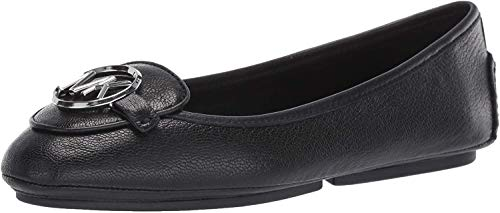 Michael Kors Lillie Moc Slip-on Women's 6M Black