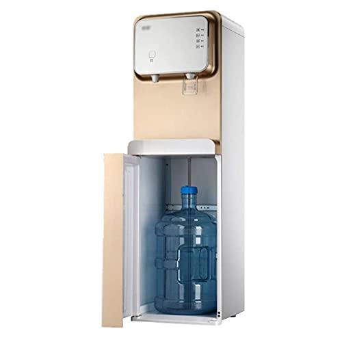 DIEFMJ Upgrade Nstant Dispensador de Agua Caliente de 5 galones, dispensador de Enfriador de Agua de Carga de BOT, dispensador de Agua Caliente 5 Segundos de Calor rápido, hogar y la ofici