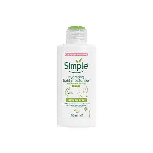 Simple Kind To Skin Hydrating Light Moisturiser 125 ml