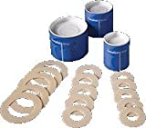 Coloplast Skin Barrier Rings, 1 1/ 8' Stoma Size, 30 (622330) Category: Ostomy Supplies