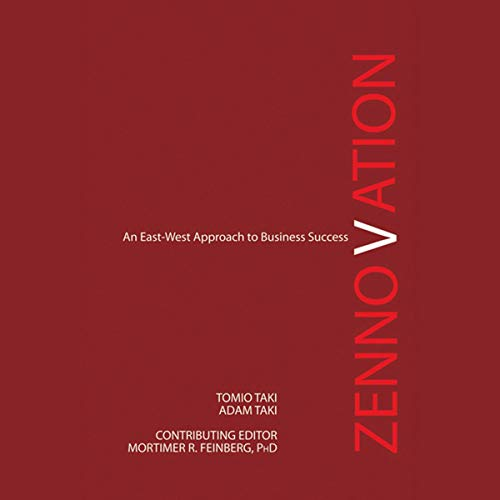 Zennovation  By  cover art