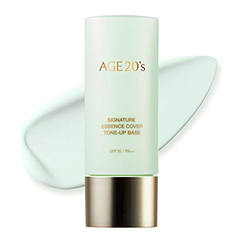 AGE 20's Brightening Green Tone Up Base, 71%...