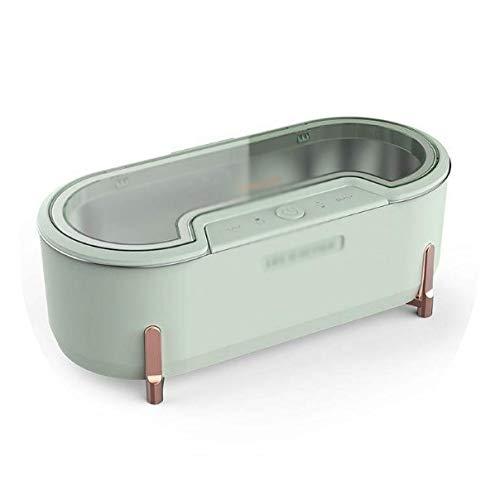 XZJJZ Reinigungsmittel-Maschine-Haushalt-beweglicher Brillen-Uhr Schmuck Reinigungsmaschine mit Timer Auto Shutdown 4 Modi (Color : B)