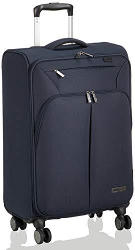 [シフレ] ソフトジッパースーツケース ミチコロンドン 50L 56 cm 2.86kg ネイビー