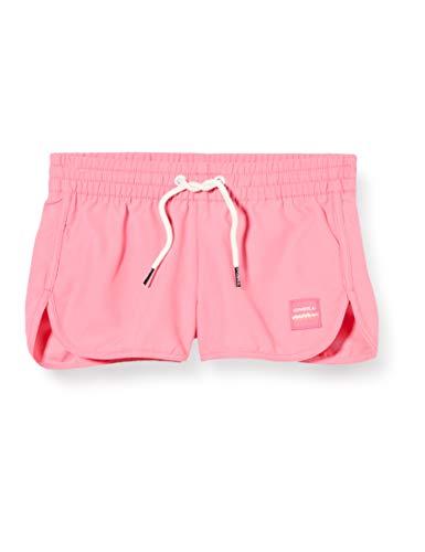 O'Neill Mädchen PG Solid Beach Boardshorts, Pink Lemonade, 128