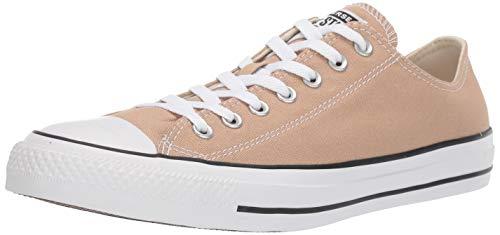 Converse Women's Chuck Taylor All Star Seasonal Color Sneaker, Desert Khaki, 10 W US