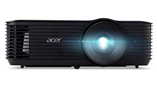 ACER X1326AWH Projektor (WXGA, 1280x800, 20.000:1 Kontrast, 4000 ANSI Lumen, HDMI, VGA, Audio Klinke) schwarz