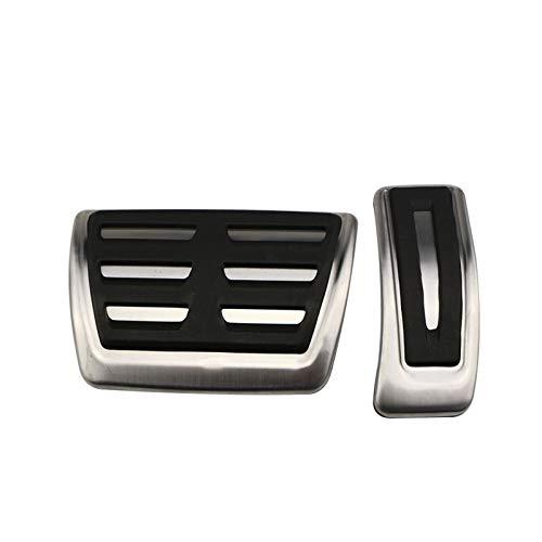 Fundas De Pedal De Antideslizantes Pedales Deportivos Para Automóviles Aptos Uso Apto Para Audi A4 B8 A6 A7 A8 S4 RS4 A5 S5 RS5 8T Q5 SQ5 8R Freno De Combustible Freno De Combustible Pedal De Pedal Ac