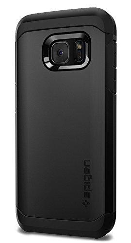 Spigen Tough Armor Designed for Samsung Galaxy S7 Case (2016) - Black