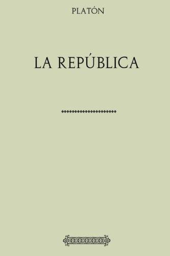 Colección Platón. La República