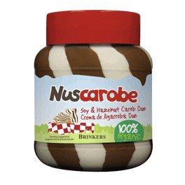 Nuscarobe Crema Algarroba Duo Nuscarobe 400 G 400 ml