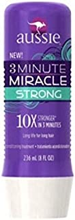 Tratamento Máscara 3 Minutes Strong Miracle 236ml Aussie