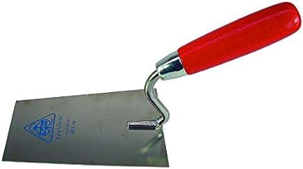 Bayrische Kelle Maurerkelle Putzkelle 200x250mm mit Schwanenhals