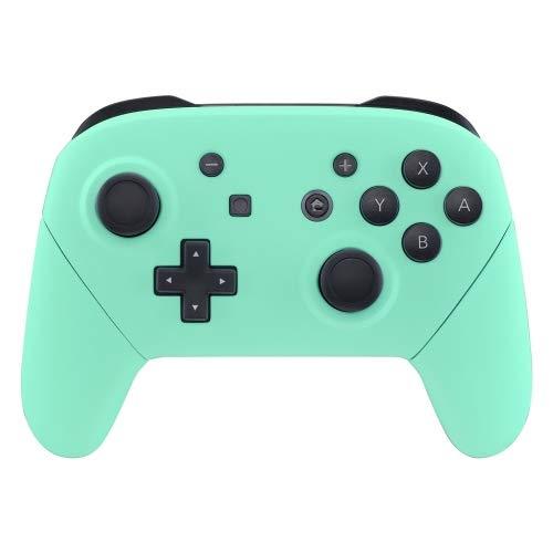 Custom Pro Controller für Nintendo Switch, Pastell-Mintgrün