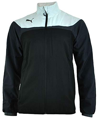 PUMA Herren Jacke Esito 3 Leisure Jacket, Black/White, L, 653971 03