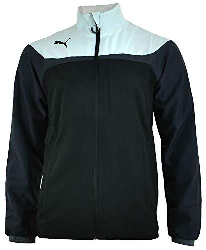 PUMA Herren Jacke Esito 3 Leisure Jacket, Black/White, M