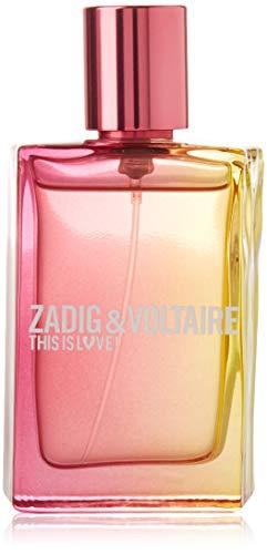 Zadig&Voltaire This Is Love! Eau de Parfum Donna, 50 Millilitri