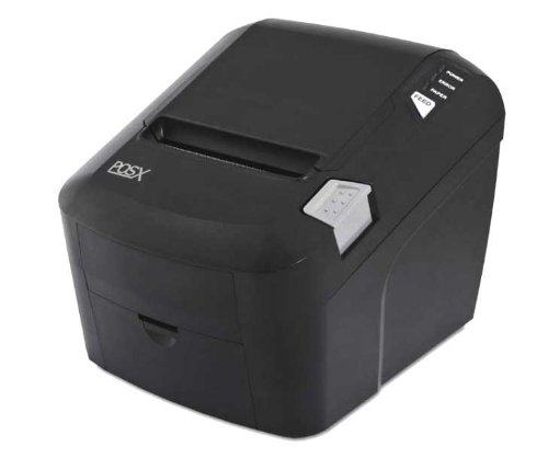 Lowest Price! POS-X EVO HiSpeed Thermal Receipt Printer - Black, USB, Ethernet (Power Supply Include...