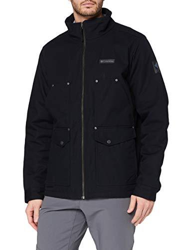 Columbia Loma Vista Jacket, Giacche (Hardshell) Uomo, Nero, XL