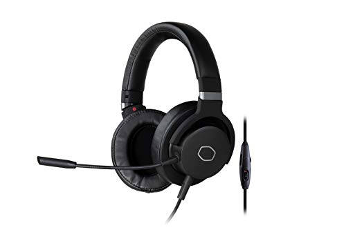 Cooler Master MASTERPULSE MH751, Gaming-Headset, schwarz