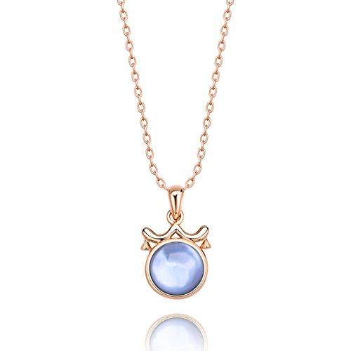 CS Joker sleutelhanger ketting 925 zilver ketting 12 sterrenbeeld Weegschaal hanger sieraden cadeau