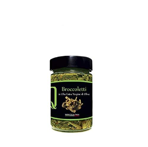 Broccoletti - Quattrociocchi - Lazio - Vaso di vetro - GR - -