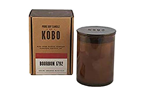 Bourbon 1792 Kobo Soy Candle From the Woodblock Collection