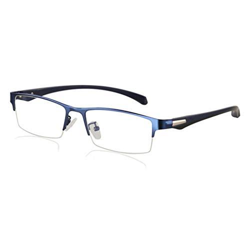 LYHD Lesebrille, Progressive multifokale Bifokalbrille, Smart Color Zoom, für Männer und Frauen