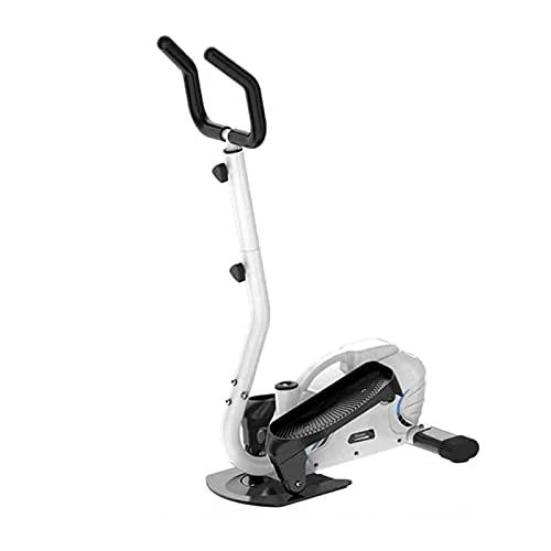 WJFXJQ Máquina elíptica Gym Fitness Equipment Home Interior Cheatmill Máquina para Caminar con Pantalla LED