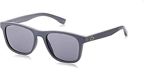 Lacoste L884S Injected Sonnenbrille Matte Grey Unisex Erwachsene Mehrfarbig, Standard