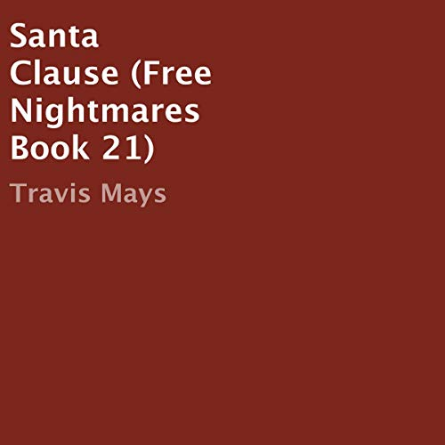 Santa Clause audiobook cover art