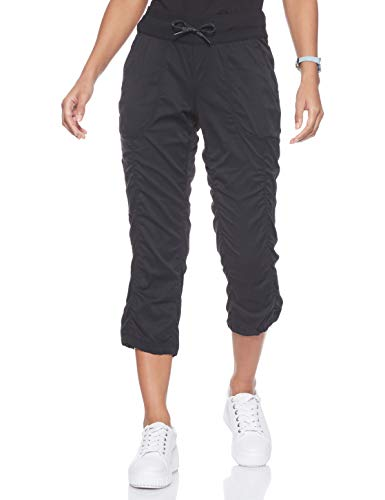 The North Face Aphrodite 2.0 Pantalon Corsaire Femme, Noir (TNF Black), XL