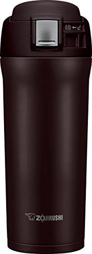 Zojirushi Travel Mug, 16 oz, Dark Cocoa