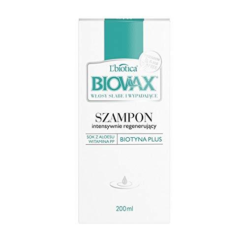 L'Biotica Biovax 200ml Prone to Hair Loss Shampoo