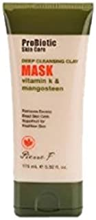 Pierre F ProBiotic Deep Cleansing Clay Mask, 5.92 Ounce