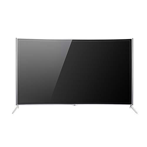Televisor LCD ultra claro templado 4K, pantalla de proyección inteligente, calidad de imagen de alta definición, tecnología de sonido envolvente, hotel KTV en la casa club, alto rendimiento y durabi