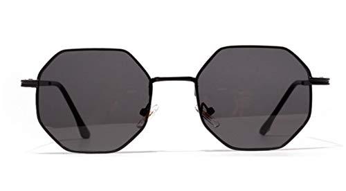 UKKD Gafas De Sol Retro Polarizer Pesca Conducción Gafas Hombres Mujeres Lente Luxuría Redondo Gafas De Sol Vintage Pequeño Marco Espejo Color Adulto Gafas De Sol