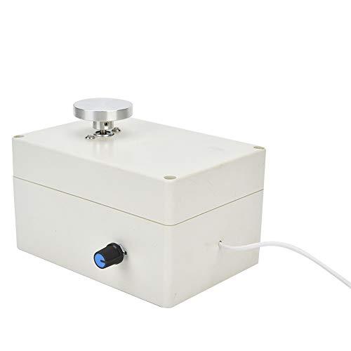 Germerse Máquina de cerámica Ligera de Mesa giratoria de aleación de Aluminio compacta, Herramienta de(USB Plug)