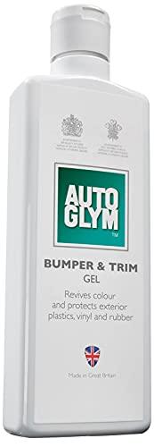 Autoglym Bumper & Trim Gel (Gel pour Pare-Chocs et Enjoliveurs) 325 ml - Protège les Plastiques Extérieurs des Voitures et les Enjoliveurs
