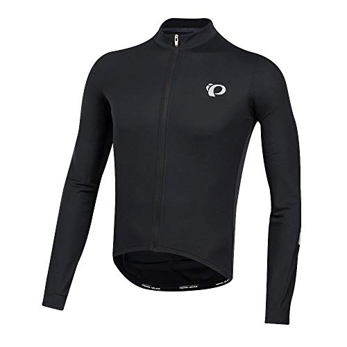 PEARL IZUMI Select Pursuit Long Sleeve Jersey, Navy, Small