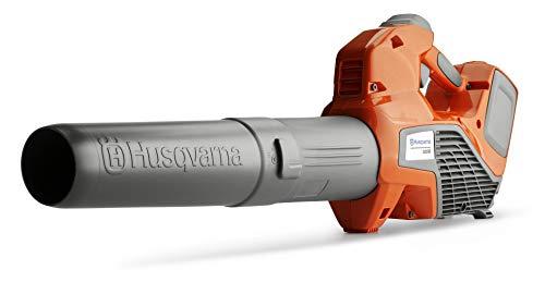 Husqvarna 320iB Refurbished 40-Volt Cordless Handheld Leaf Blower (Battery Included)