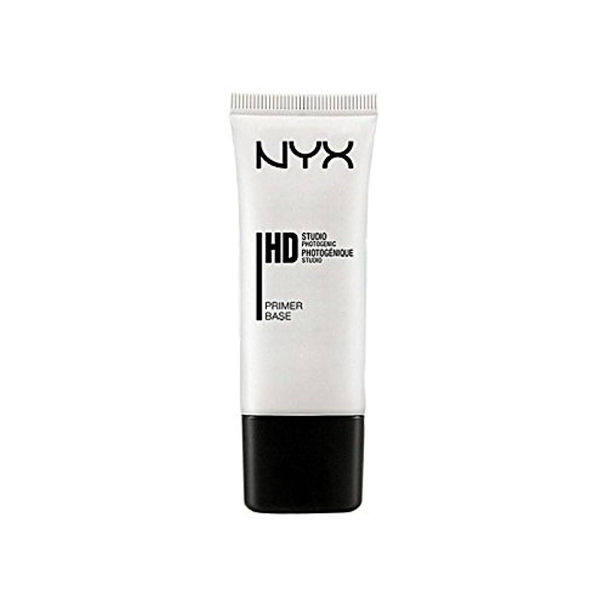 放棄ディスク本会議Nyx Cosmetics High-Definition Primer - 化粧品、高精細プライマー [並行輸入品]