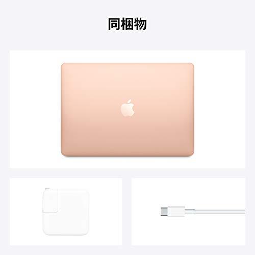 最新AppleMacBookAirAppleM1Chip(13インチPro,8GBRAM,256GBSSD)-ゴールド
