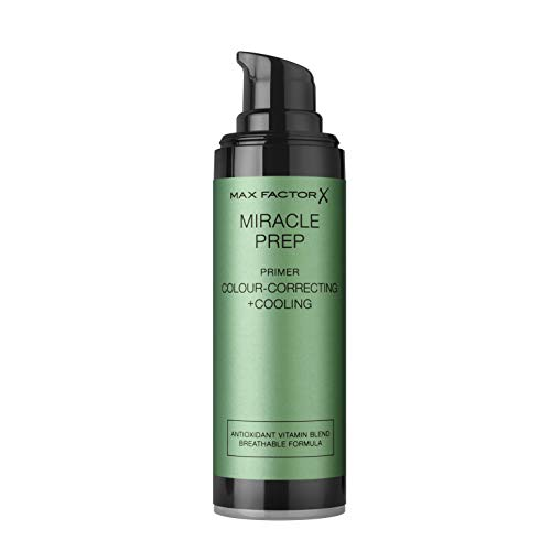 Max Factor Miracle Prep, Primer corrector del color y refrescante - 30 ml