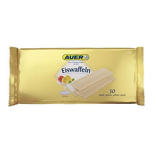 Auer Eiswaffeln - 50 Stück