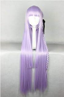 霧切響子 コスプレ cosplay コスチューム 文化祭 ハロウイン ウィッグ 耐熱 ヘアネット付き