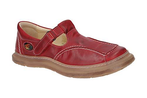 Eject Damenschuhe - sportliche Slipper - Halbschuhe SONY2 7573.004 Rot, EU 36